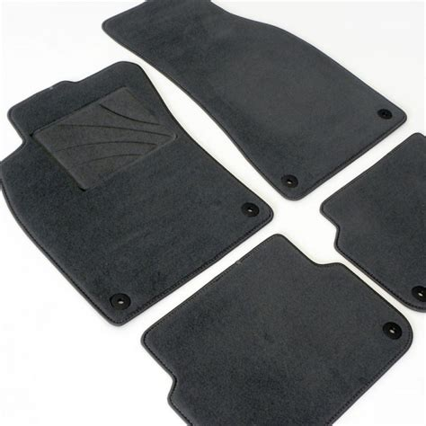 tappeti per auto personalizzati tappetini auto seat ateca velluto su misura e