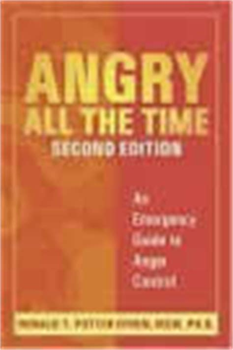 Best Anger Management Self Help Books Anger Management