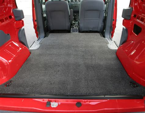 cargo mat for ford transit vanrug cargo mat for 2014 2018 ford connect cargo