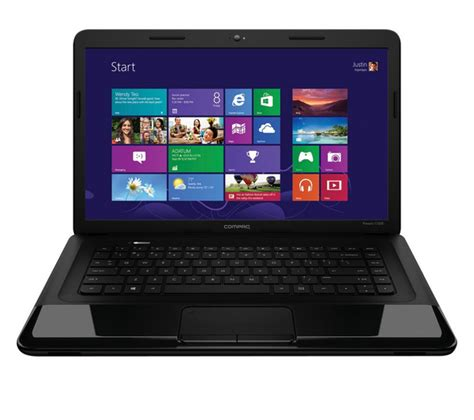 Ram 4gb Untuk Laptop Compaq compaq cq58 278sa 15 6 laptop 4gb ram 500gb hdd black