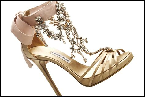 wedding shoes with jewelry blush pink onewed