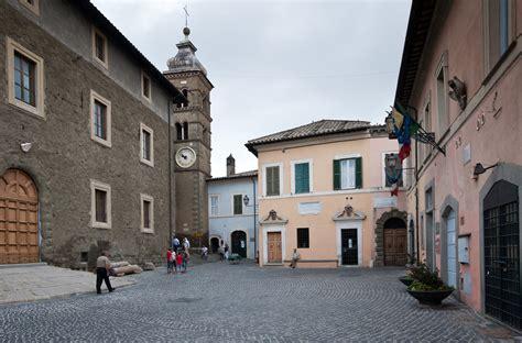 di formello e trevignano romano via francigena il 25 marzo a formello i 17 sindaci