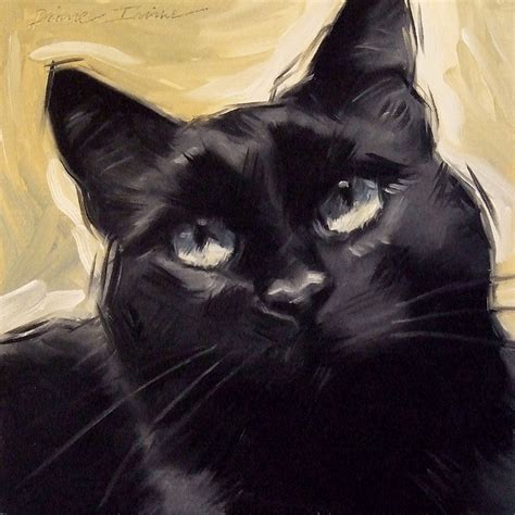 how to find a black cat in a room the psychology of intuition influence decision and trust books paintings from the black cat original painting