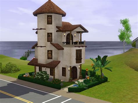 Cool House Plans For Sims 3 Awesome Sims 3 Houses Www Imgkid The Image Kid Has It