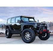 2014 Jeep Wrangler Unlimited Sport Supercharged  Best Suv