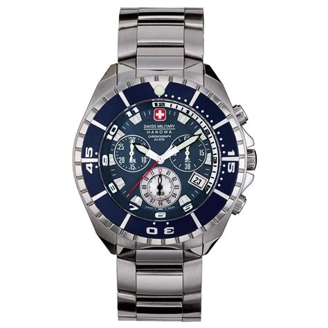 Swiss Army 6821 Ss swiss stainless steel quot sealander quot 190081 watches at sportsman s guide