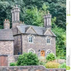 Small Cottages House Plans by Small English Stone Cottage Royalty Free Stock Images