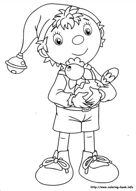 noddy coloring pages online 17 best images about coloriage enfant on pinterest