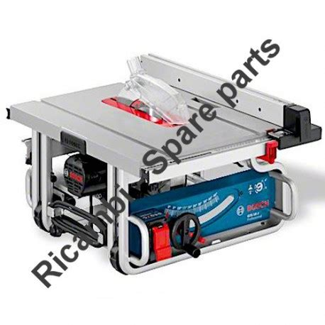 bosch table saw parts bosch spare parts for table saw gts 10 j 3601m30500