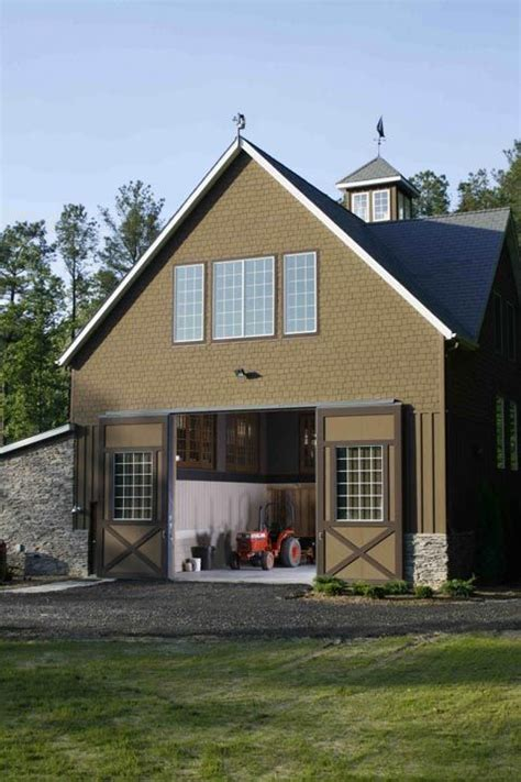 metal garage with living space pinterest the world s catalog of ideas