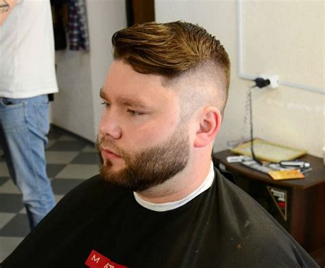 fat man hairstyle best fat guy haircuts hairstylegalleries com