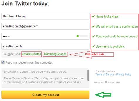 membuat verifikasi twitter cara membuat twitter