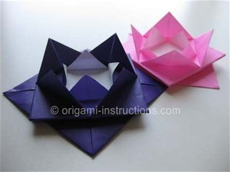 Origami Lotus Flower Pdf - 1000 images about japan around the world crafts for