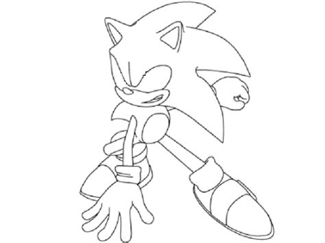dark sonic coloring pages coloring pages pinterest