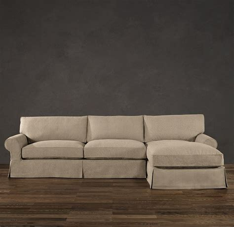 sectional couch hardware restoration hardware sectional sofa restoration hardware