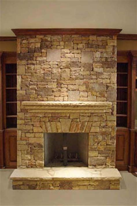 Rock Fireplace Mantel by Photos The Rock Yard Fireplaces And