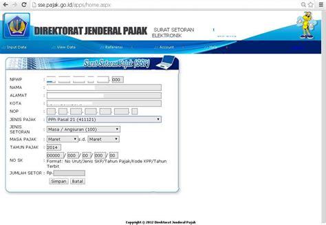 ebilling pajak cara mudah buat id billing di onlinepajak mencoba e billing pajak featuring internet banking bank