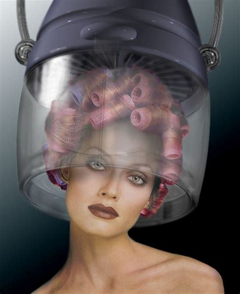 in curlers under dryer 17 best images about under the hood on pinterest hair