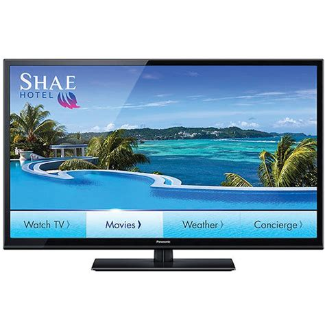 New Product 2017 Led Tv Panasonic Th 22e302 G panasonic th 42lru60 42 quot class 1080p hospitality th42lru60