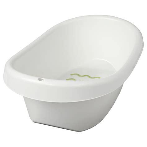 ikea bathtub l 196 ttsam baby bath white green ikea