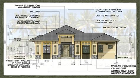 Small House Plans Small House Design Plan Philippines Compact House Plans