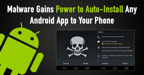 malware app for android this malware can secretly auto install any android app to your phone dan lucky tech