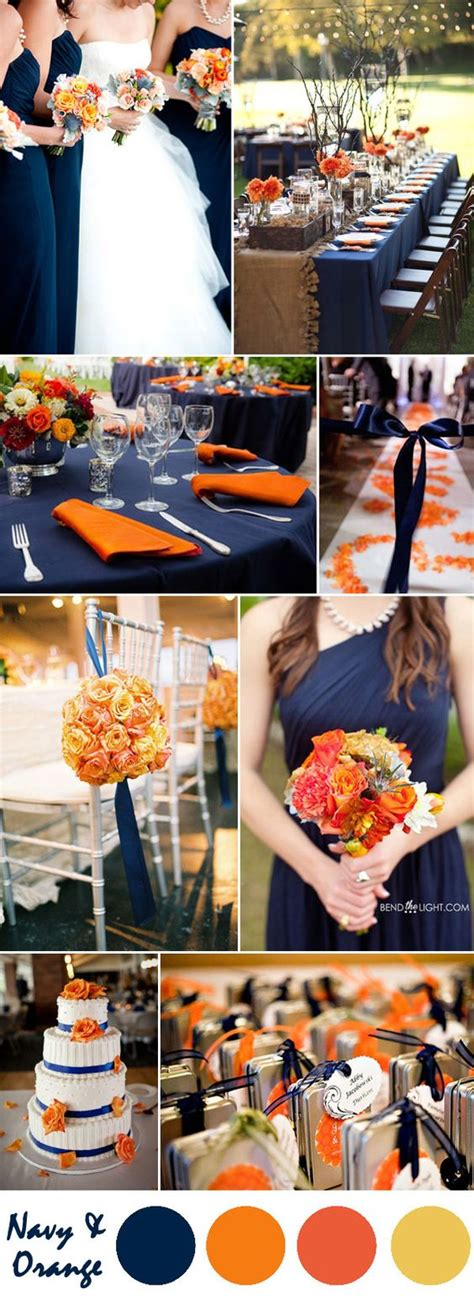 wedding colour themes navy blue weddings wedding and blue wedding colors on pinterest