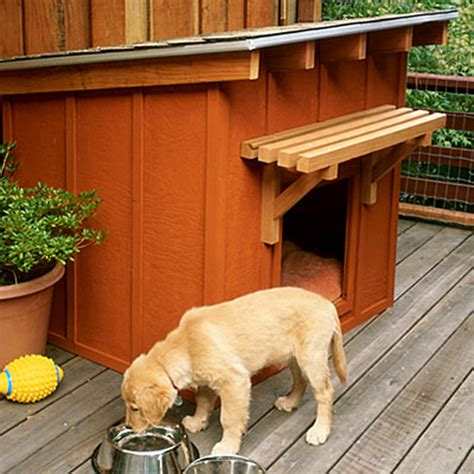 backyard dog house 20 awesome outdoor dog houses home design and interior