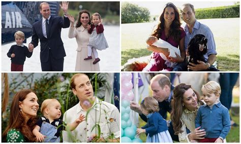 william and kate prince william and kate s sweet family portraits with
