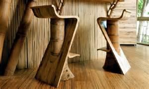 bamboo furniture and versatile sustainability interior