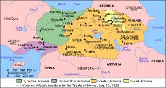 Armenia Map World by German President Called The Ottoman Turks Massacre Of