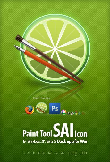 paint tool sai 2 icon sai icon for rocketdock 171 ikony katalog najlepszych ikon