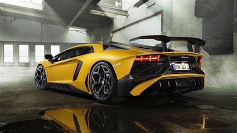 Lamborghini Adventure Novitec Unleash 775bhp Lamborghini Aventador Sv Oracle