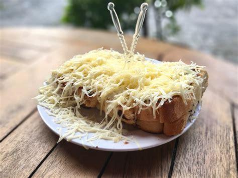 cara membuat garlic bread dengan teflon cara membuat roti bakar dengan setrika dan teflon yang