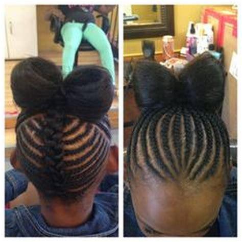 braiding hairstyles for black kids braided hairstyles for children