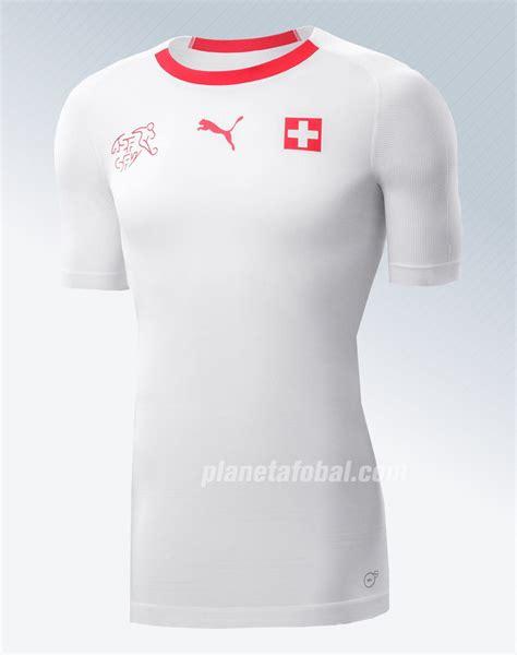 suiza mundial 2018 camiseta suplente de suiza mundial 2018 planeta fobal