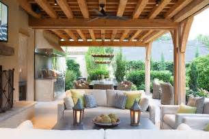 outdoor living spaces covered yellow and turquoise blue patio with ro sham beaux malibu