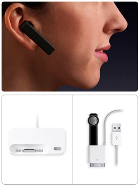 Headset Iphone Original apple iphone bluetooth headset review techcrunch