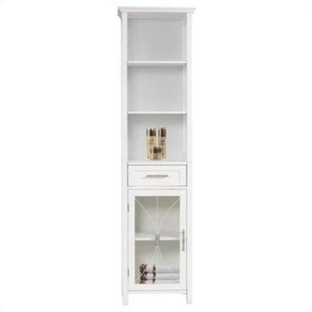 delaney linen cabinet in white walmart