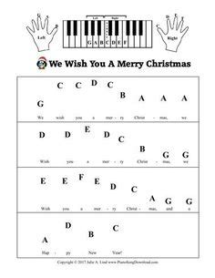 swinging on a star theme song jingle bells easy pre staff music with letters for