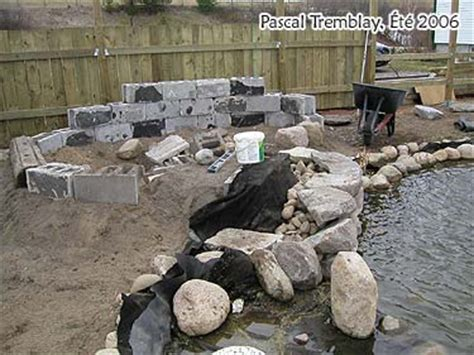 how to build a waterfall in your backyard how to build pond waterfall and water wall diy garden waterfall