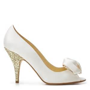 Wedding Shoes Kate Spade by Kate Spade Gold Glitter Clarice Wedding Shoes Tradesy