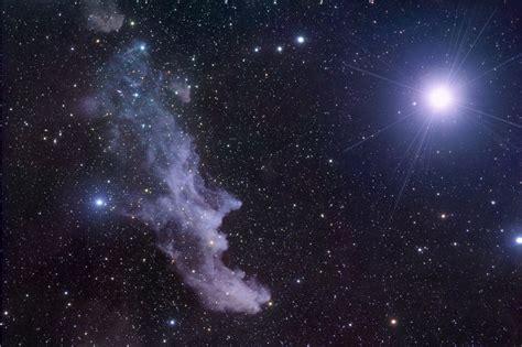 luz de estrellas un bruja de luz de estrellas imagen astronom 237 a diaria observatorio