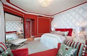 white and red bedroom ideas how to decorate with an old hollywood style