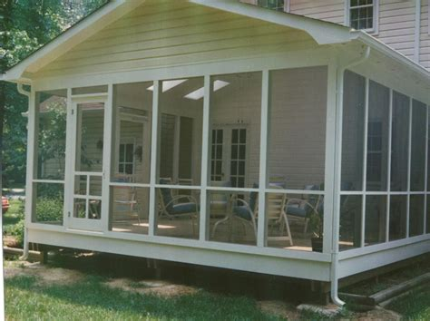 screened porch modern screen porch plastic windows awesome karenefoley