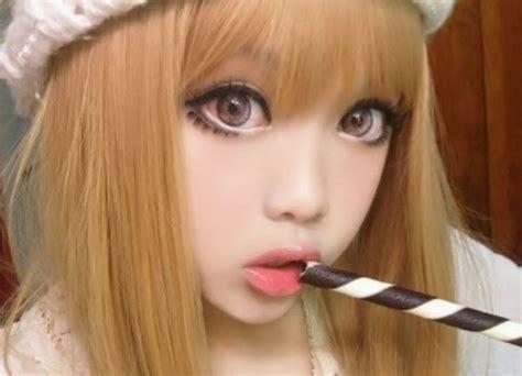 imagenes de maquillaje kawaii maquillaje kawaii tips para usarlo y opiniones de la