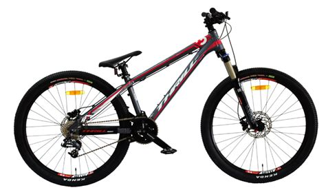Sepeda Thrill Wreak Deore serb sepeda wimcycle thrill 4x 2014