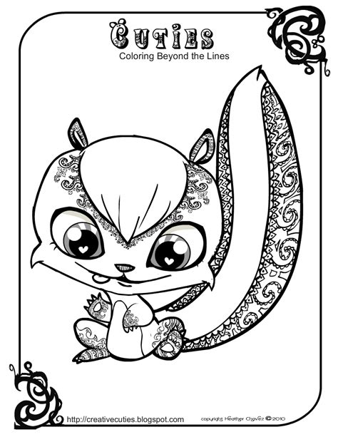 coloring book soundcloud artist loft cuties free animal coloring pages