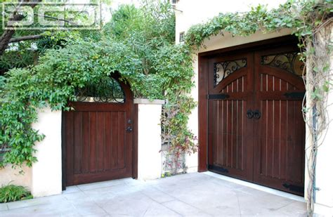 matching front door and garage door garage doors and entry gates designed to match in a