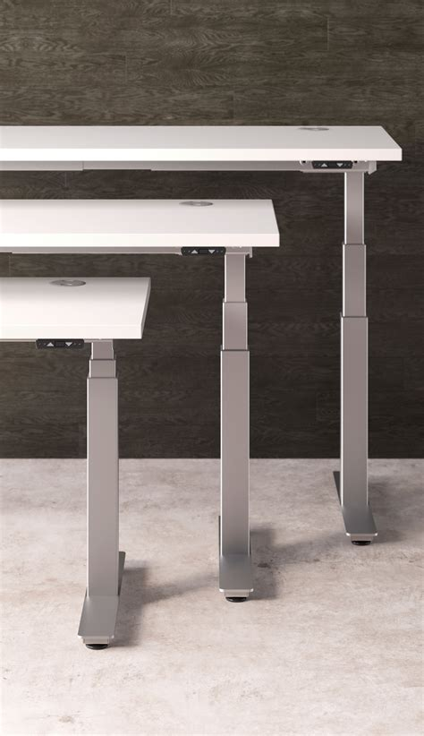 Free Delivery On Hon Standing Height Tables Arthur P O Hara Hon Adjustable Height Desk